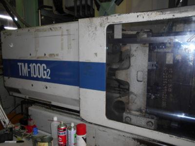 横型射出成形機(東洋機械金属 PLASTAR TM-100G2)